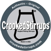 Crooked Stirrups Logo